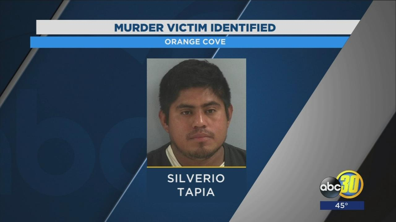 Man killed after shooting in Orange Cove