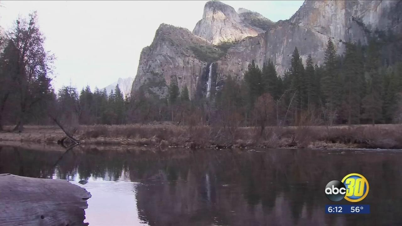 Government shutdown does not stop National Park visitors