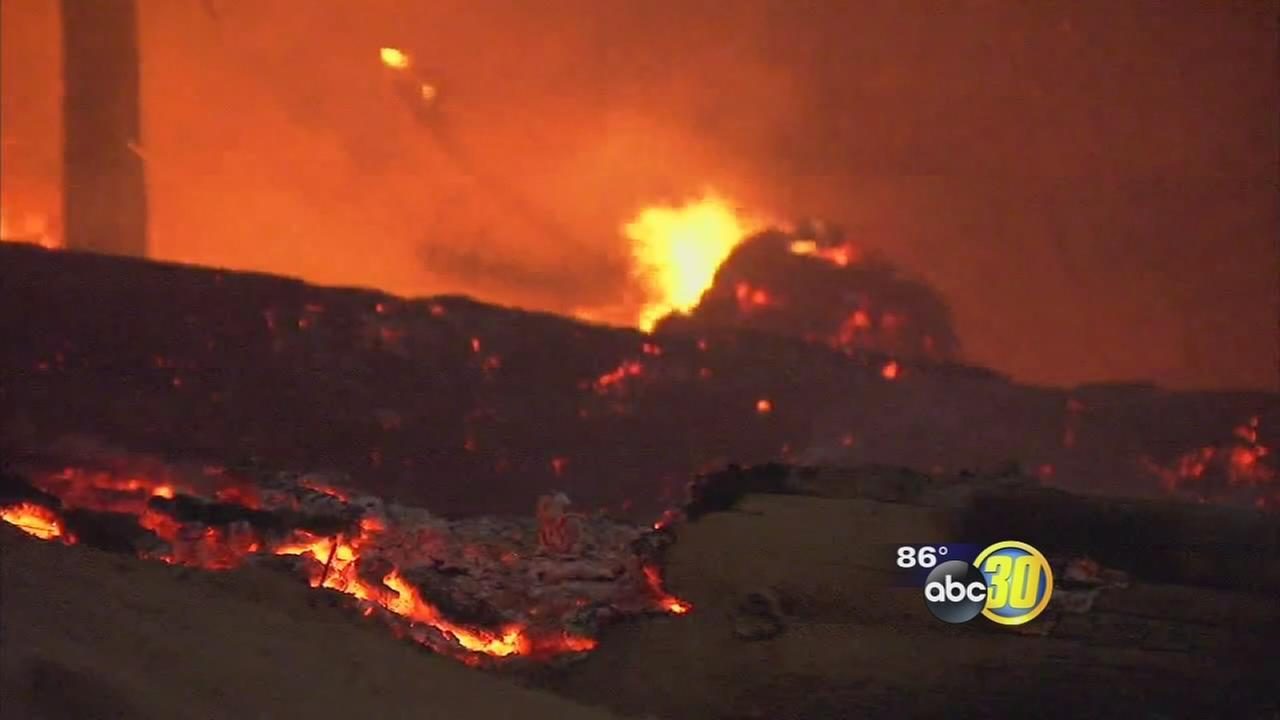 Bridge Fire 60 percent contained; most evacuees return home