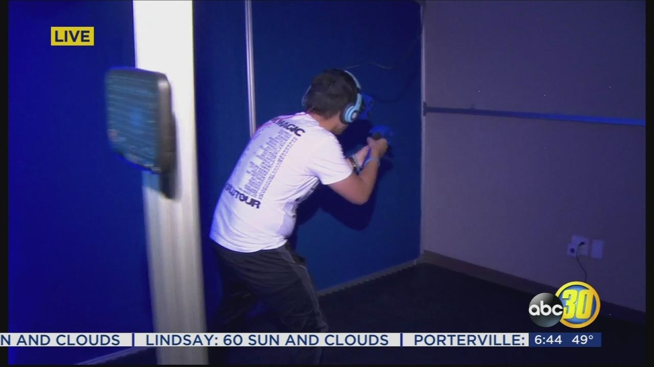 Immerse.in Virtual Reality Arcade Opens In Fresno