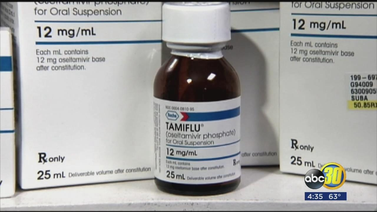 Healthcare officials continue to encourage people to get a flu shot