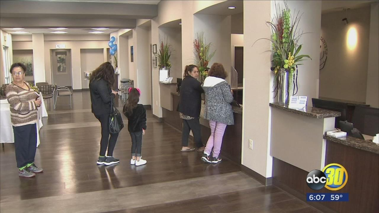 Families in Sanger soon to have expanded healthcare