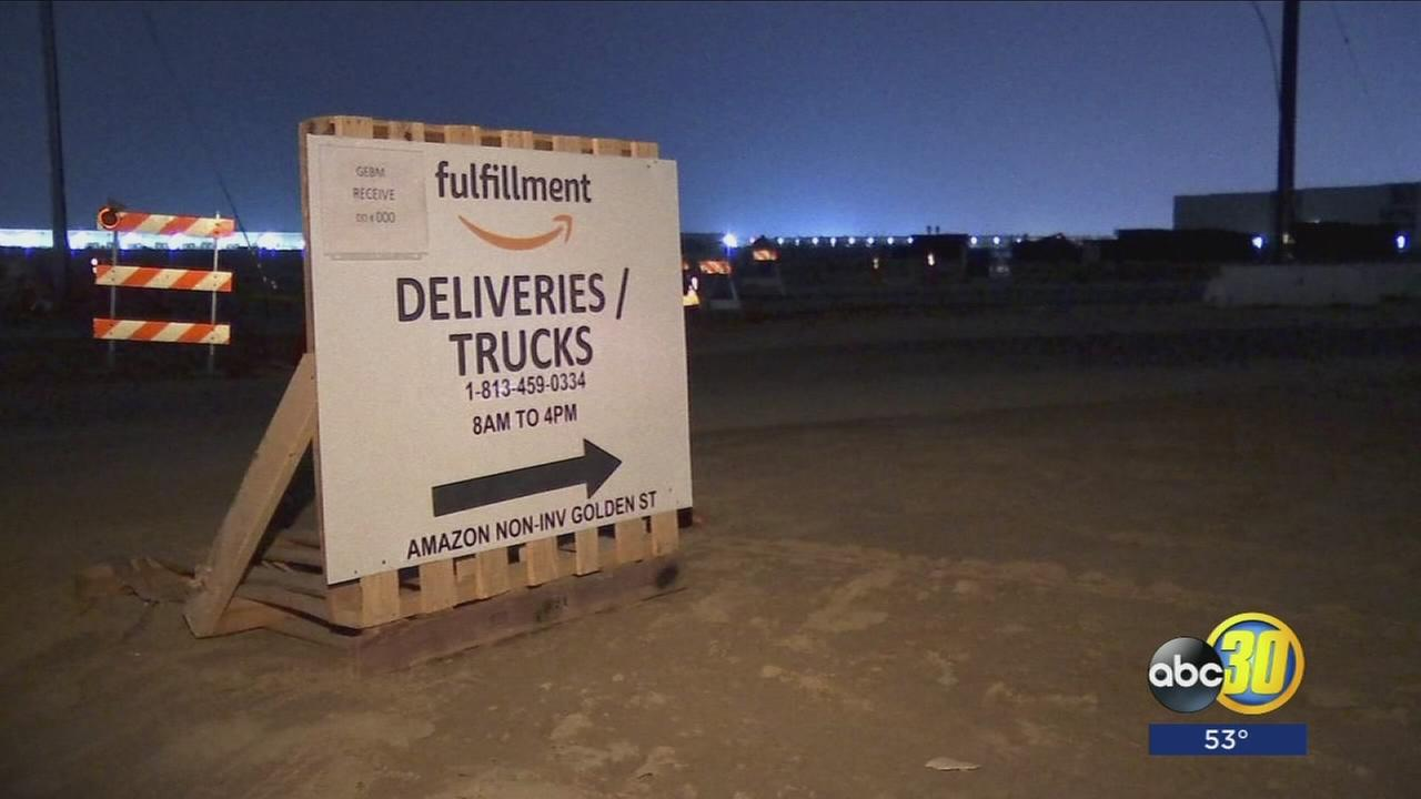 Controversy surrounding 110 acres in SW  Fresno being proposed for an industrial business park