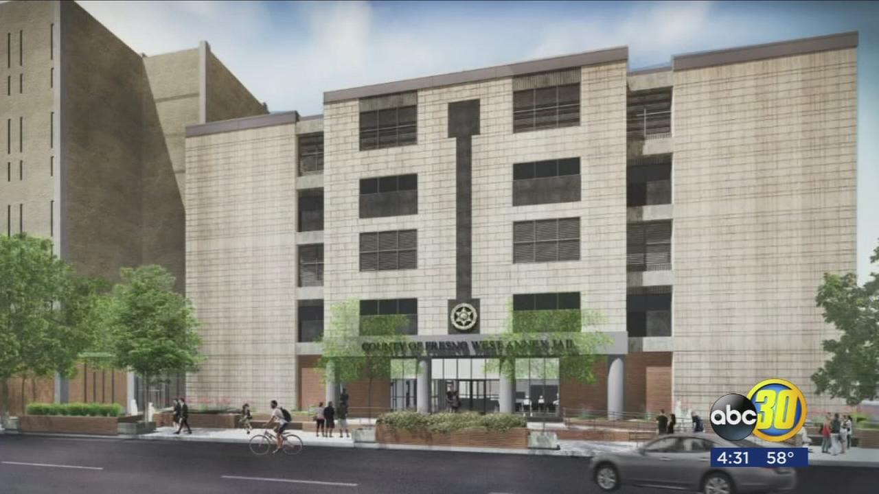 New state of the art county jail coming to downtown Fresno