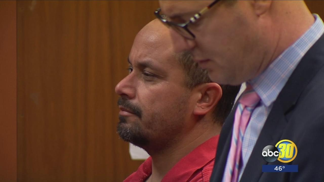 Random shooter suspect faces charges in court