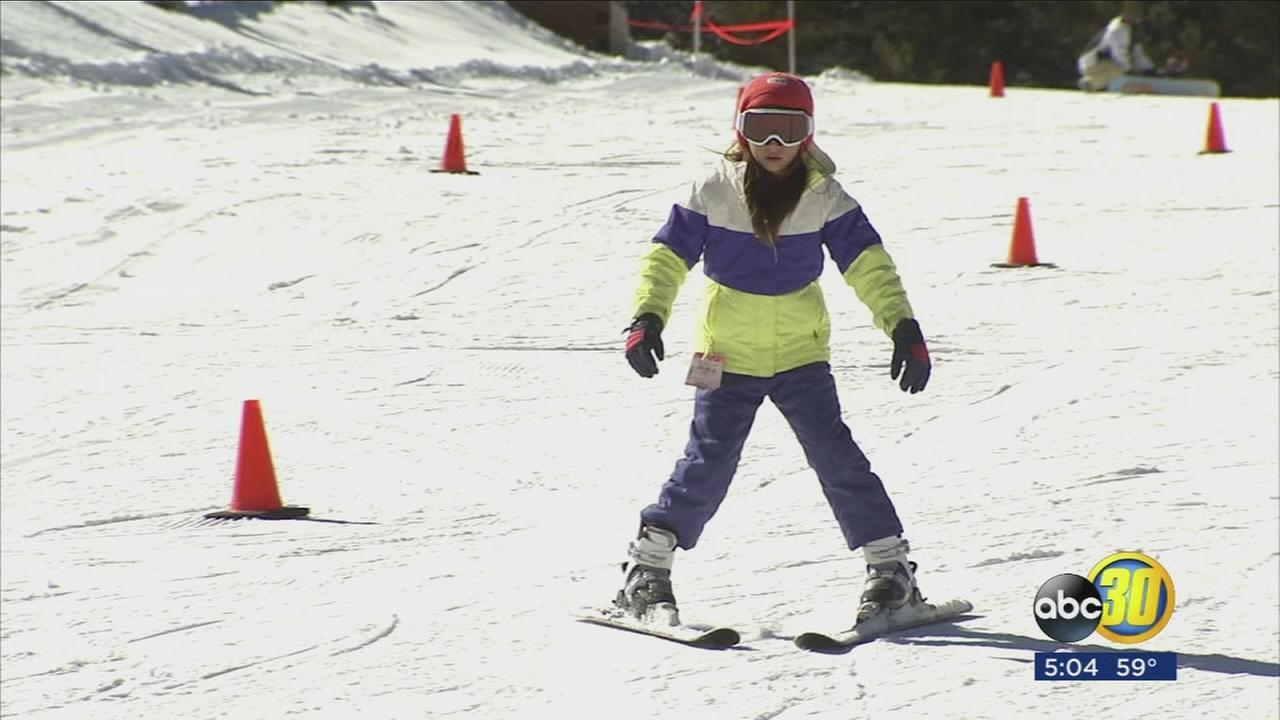 China Peak reopens this week