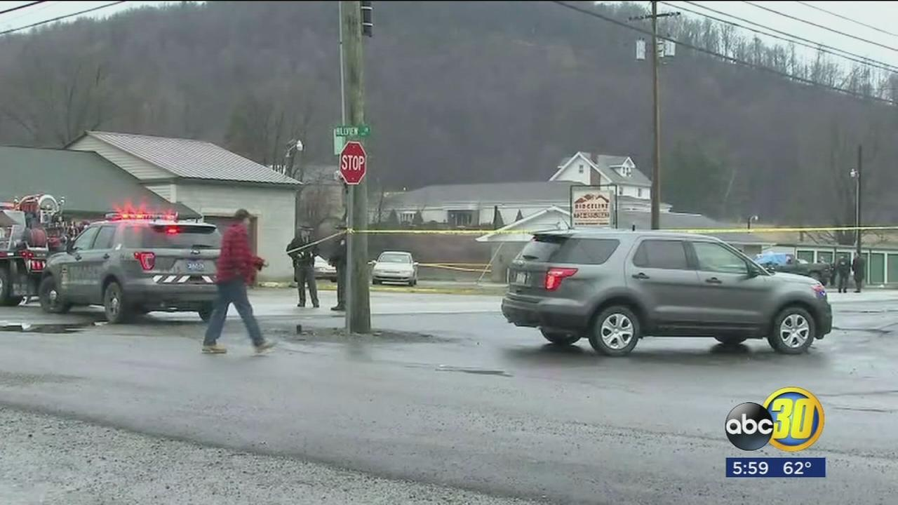 5 killed in shooting at Pennsylvania car wash, state police say