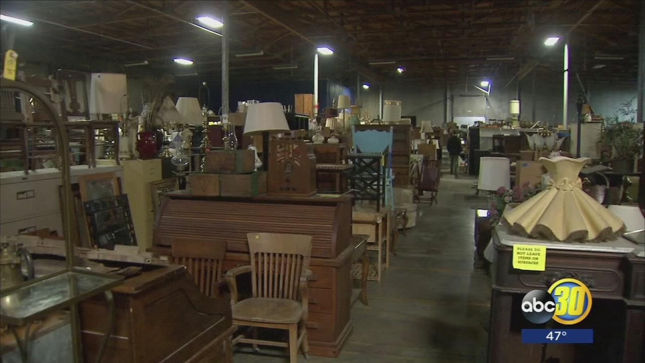 Yoshis Vintage and Thrift Warehouse reopens