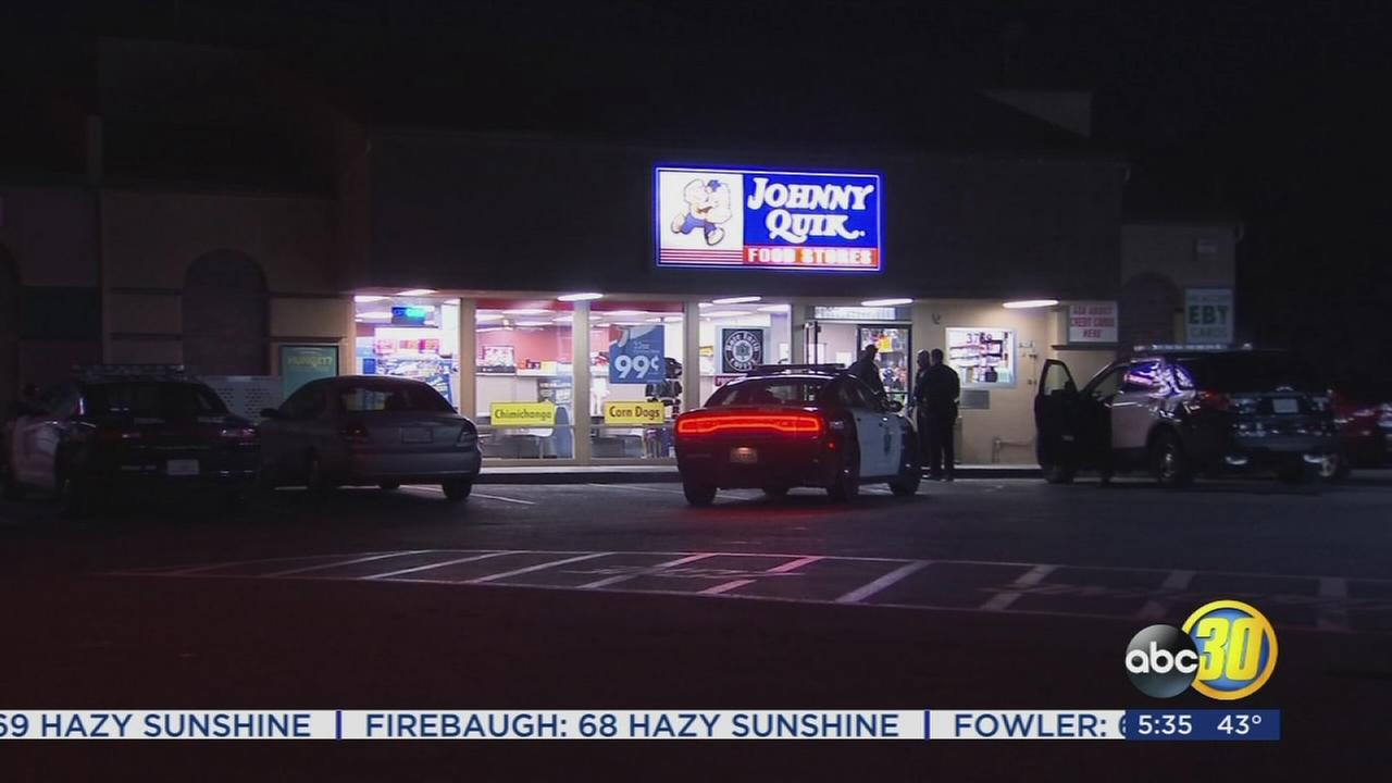 Suspects use brass knuckles, baseball bat to rob store in Northwest Fresno