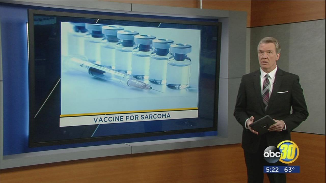 Vaccine for Sarcoma Reprograms Immune System