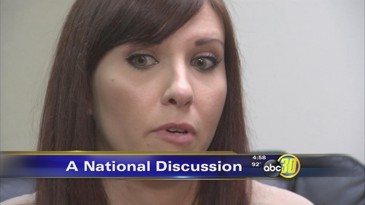 Survivors of domestic violence shed light on NFL situation