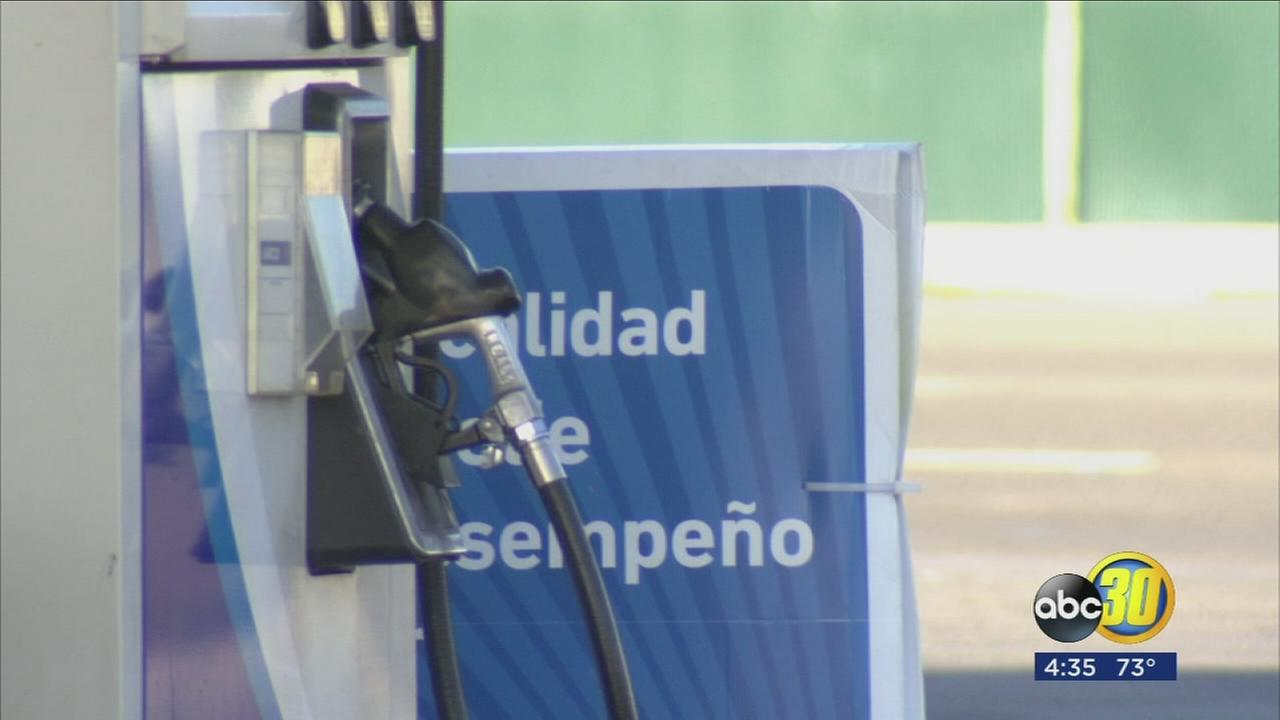 California gas prices are on the rise