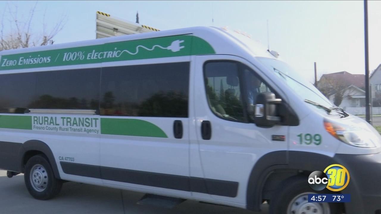 Fresno Co transportation company goes green
