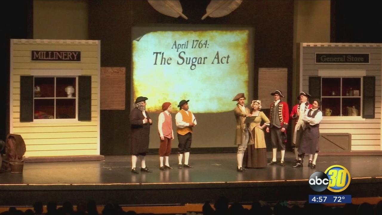 Roosevelt High School Production