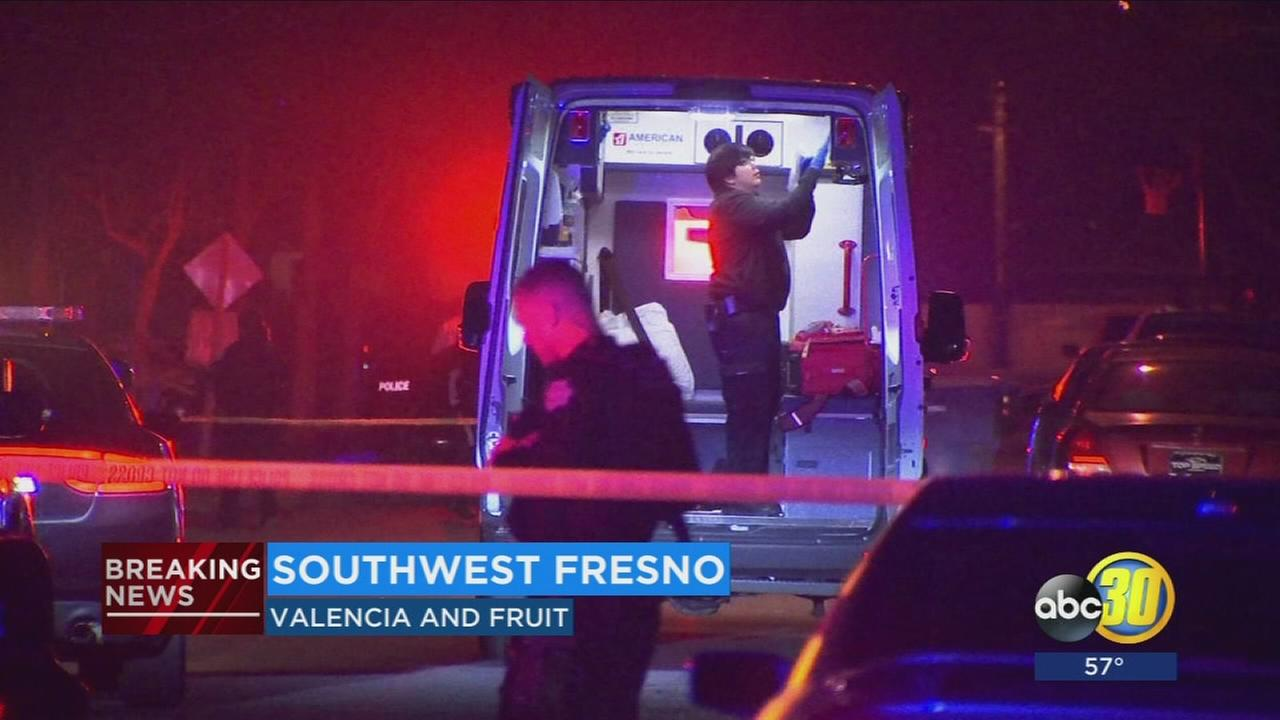 One dead, one injured after shooting in Southwest Fresno