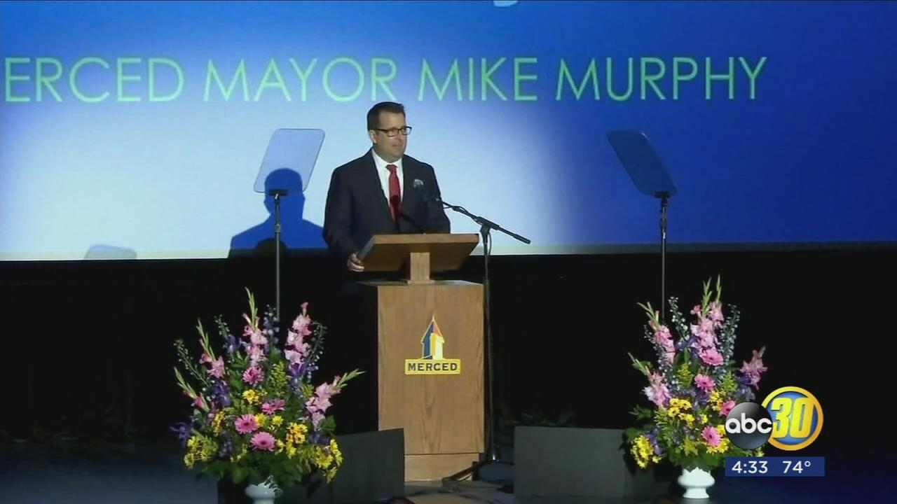 Merced officials discuss concerns at annual State of the City address