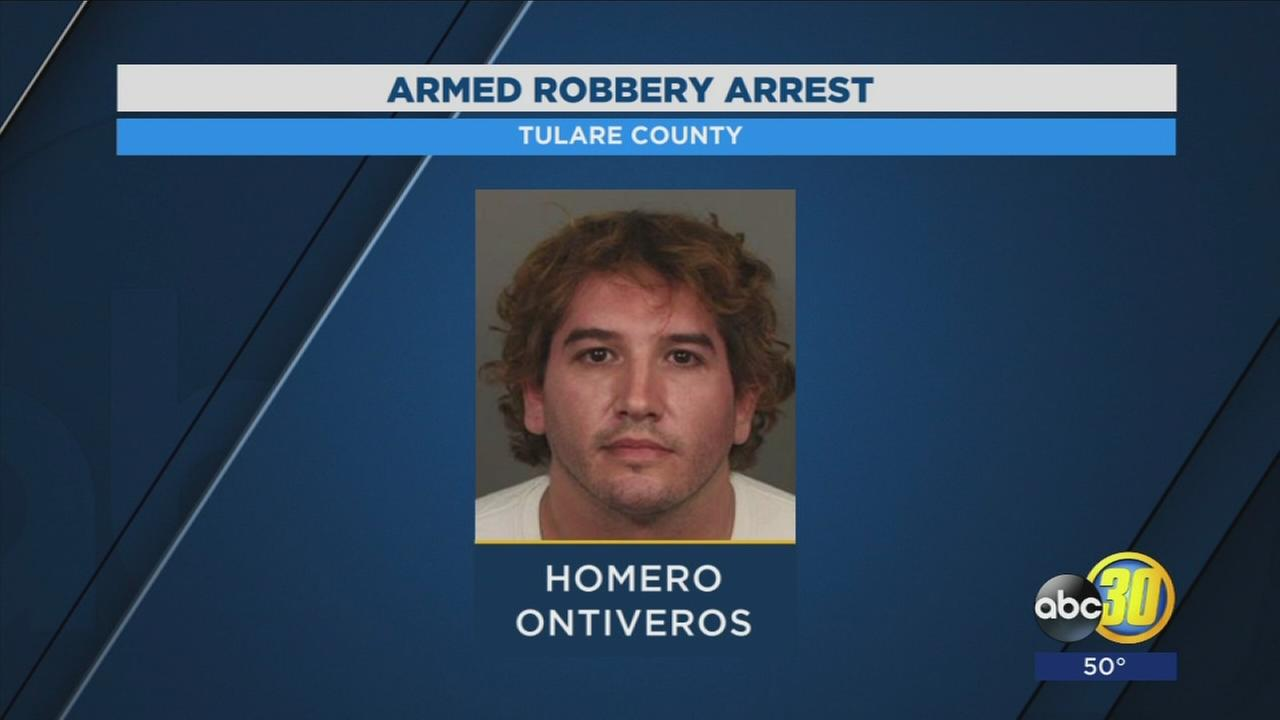One of Tulare Countys most wanted arrested