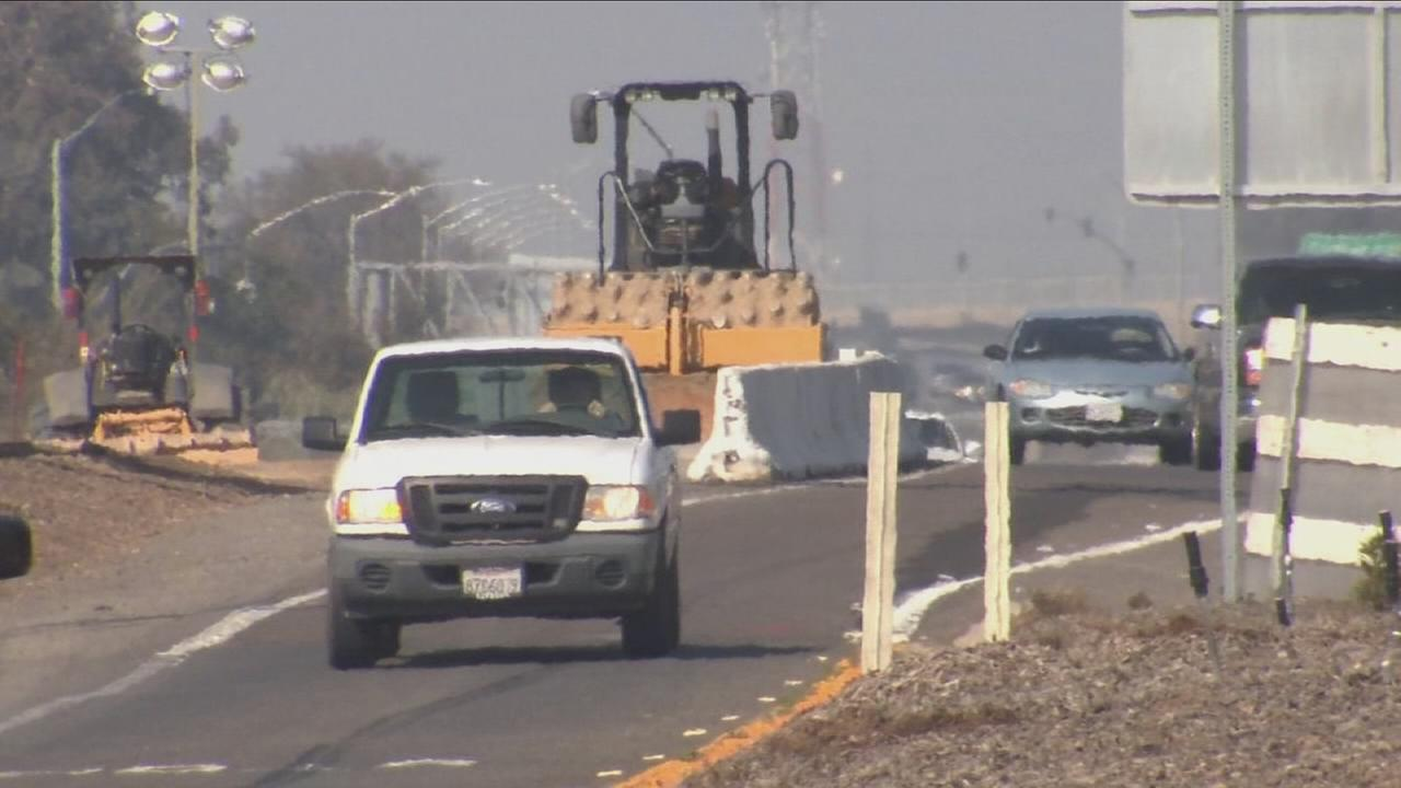 Construction projects prompt highway ramp closures