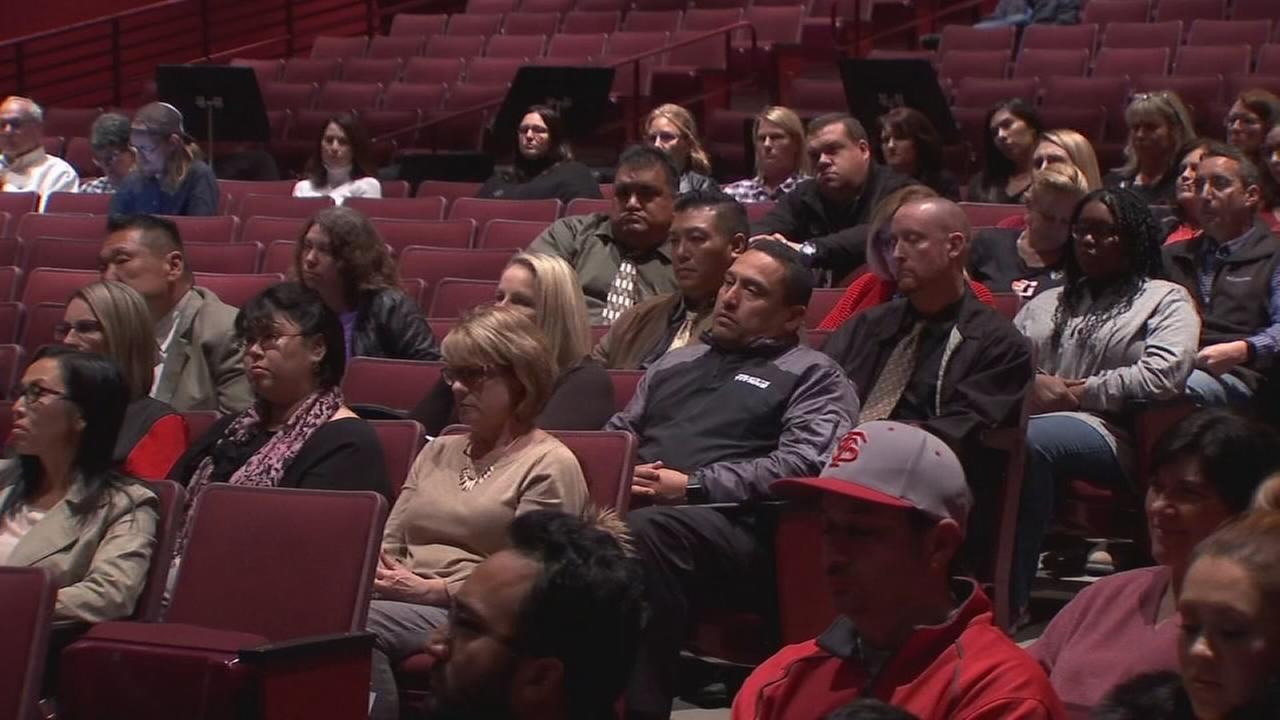 Parents rally to keep beloved Central Unified Superintendent