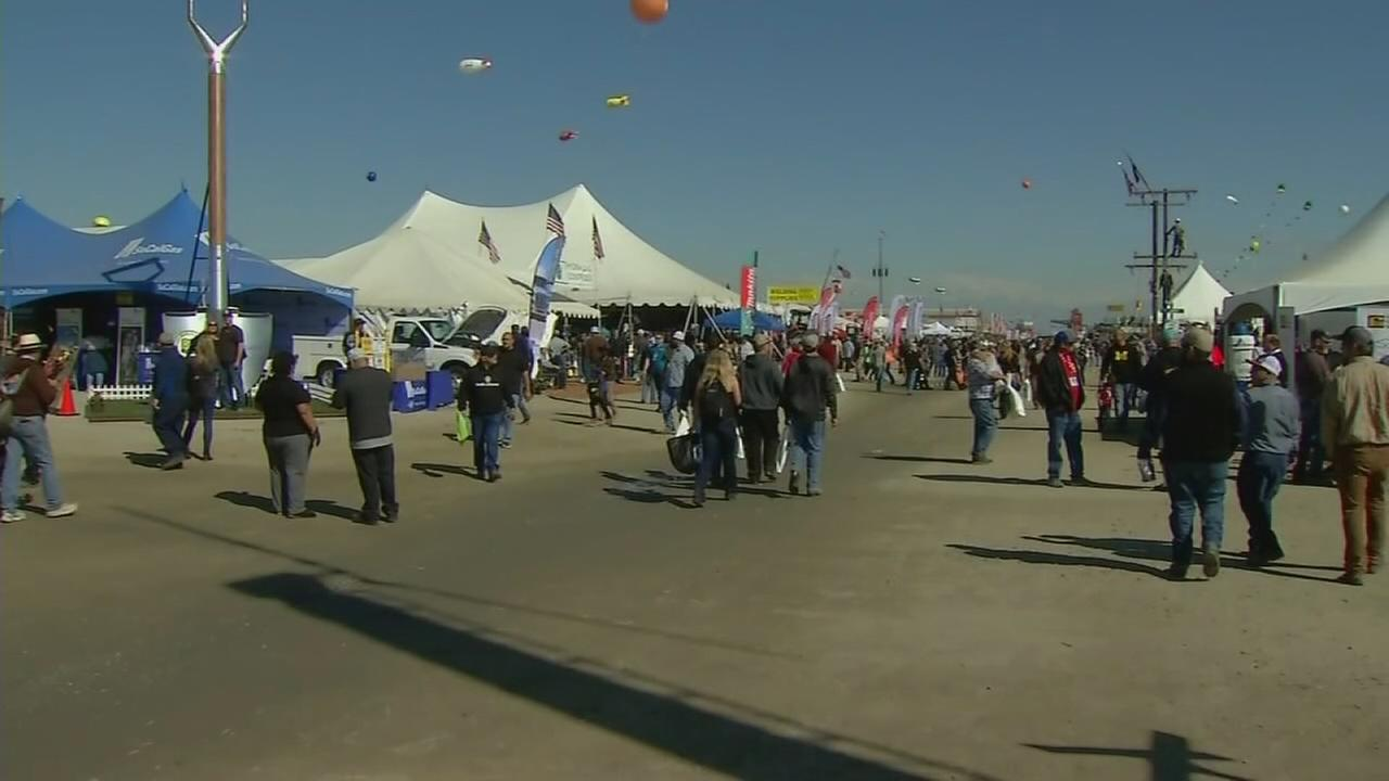DAY 2: World Ag Expo brings positive economic impact to Tulare