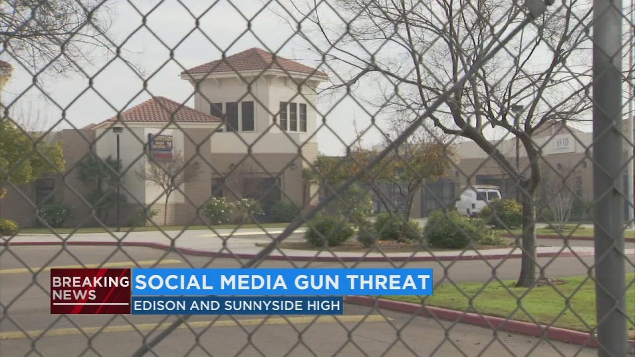 Extra officers planned at 2 FUSD high schools as precaution after possible social media threat