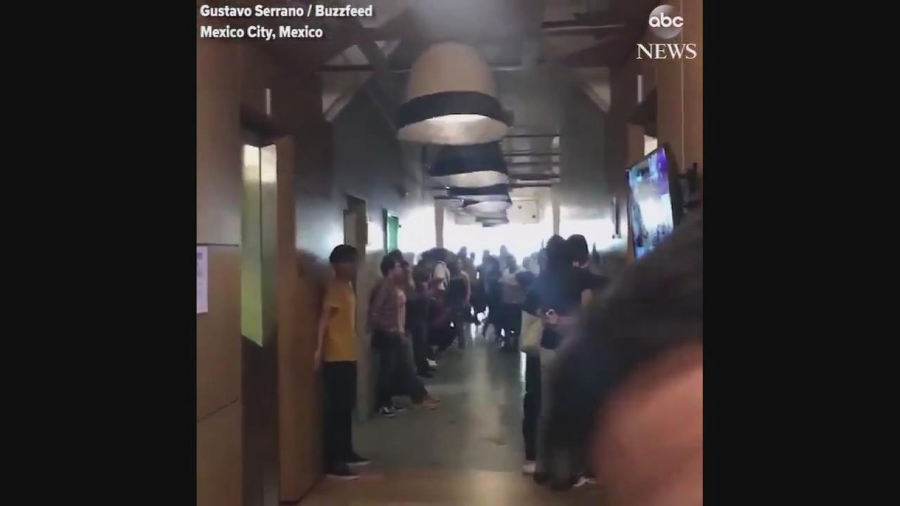 7.2 earthquake shakes near Pinotepa Nacional, Mexico