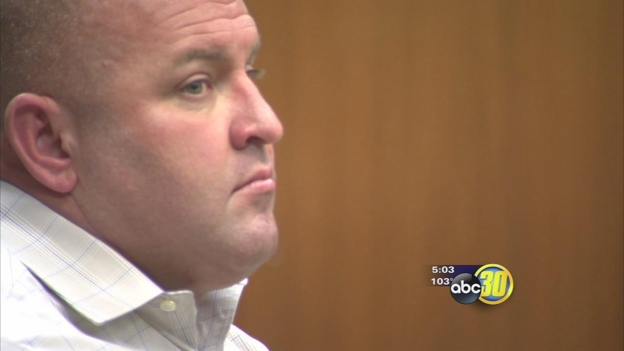 Former Clovis cop punished for domestic violence