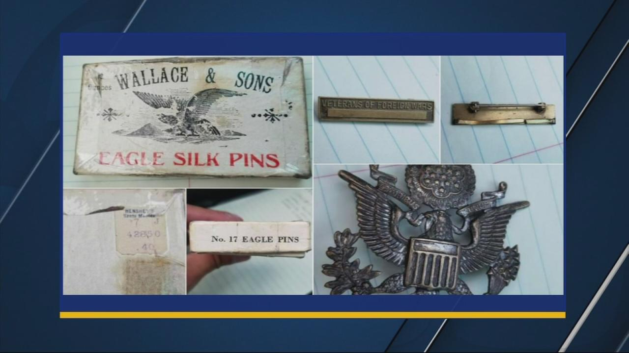 Fresno Co. Sheriffs Office hopes to find owners of military items