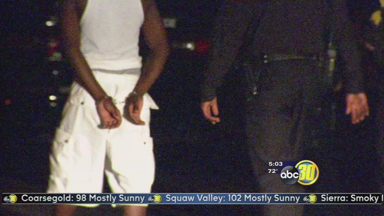 5 arrested for series of armed robberies in Fresno