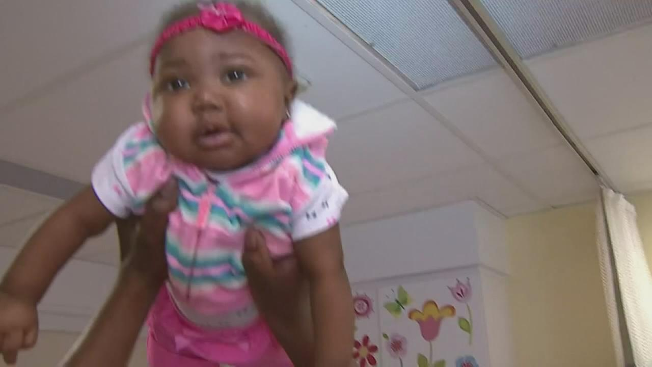 Miracle Baby Gets A Bone Marrow Transplant