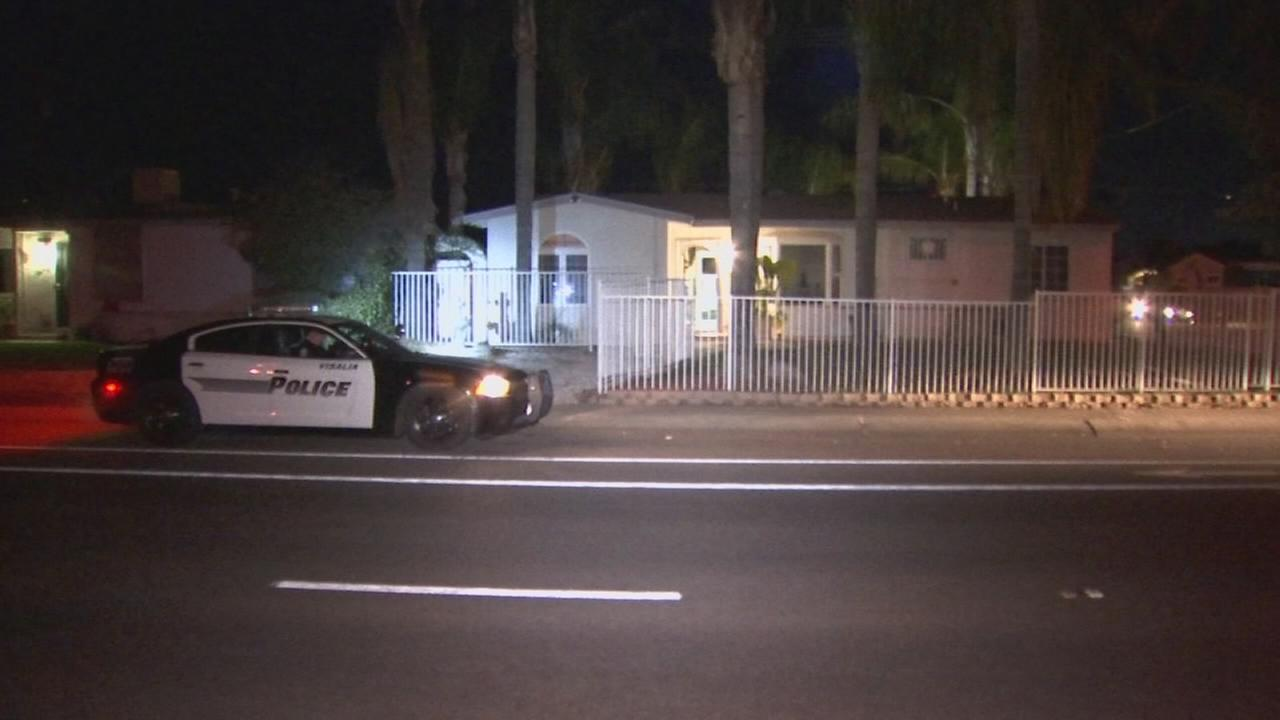 Police investigating shooting that left 2 injured in Visalia