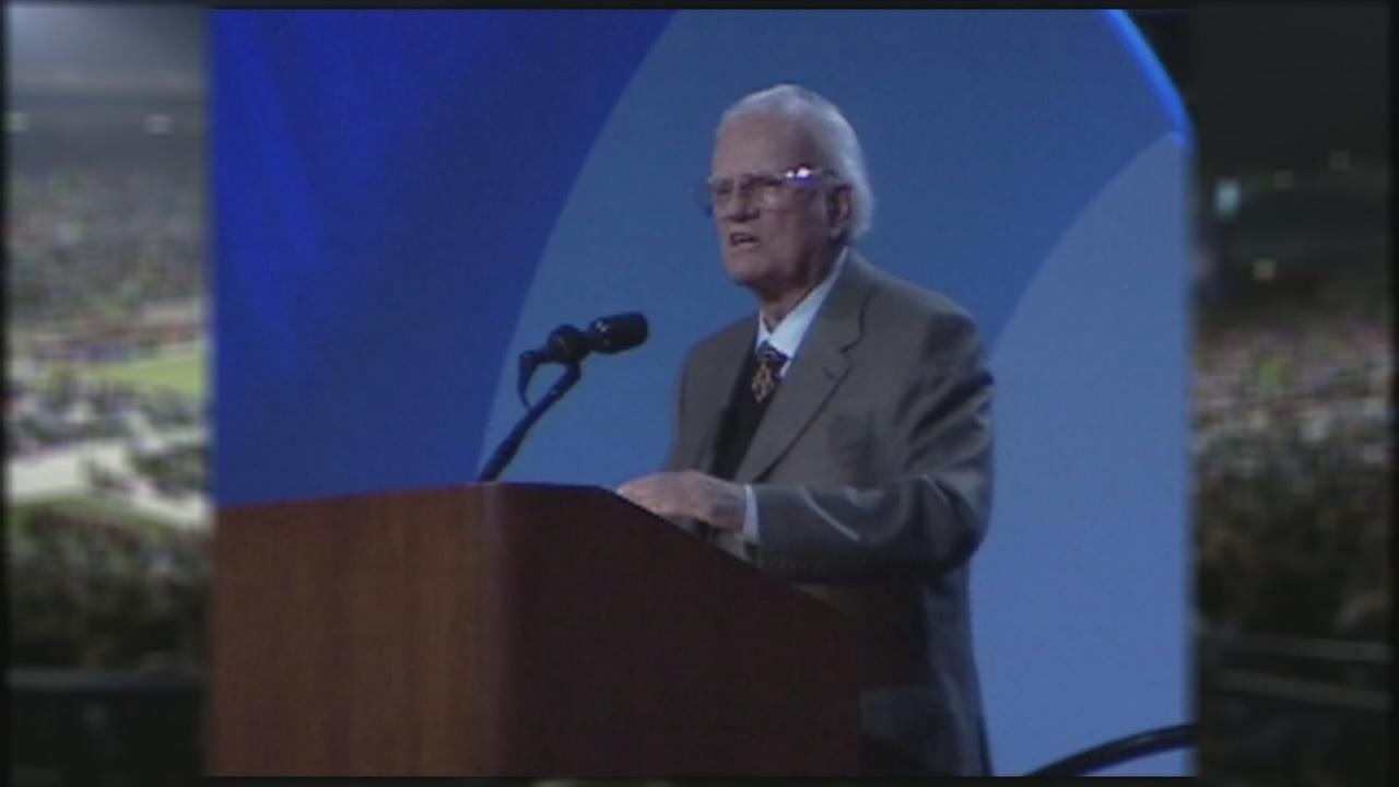 Remembering Billy Graham and his love for the Central Valley