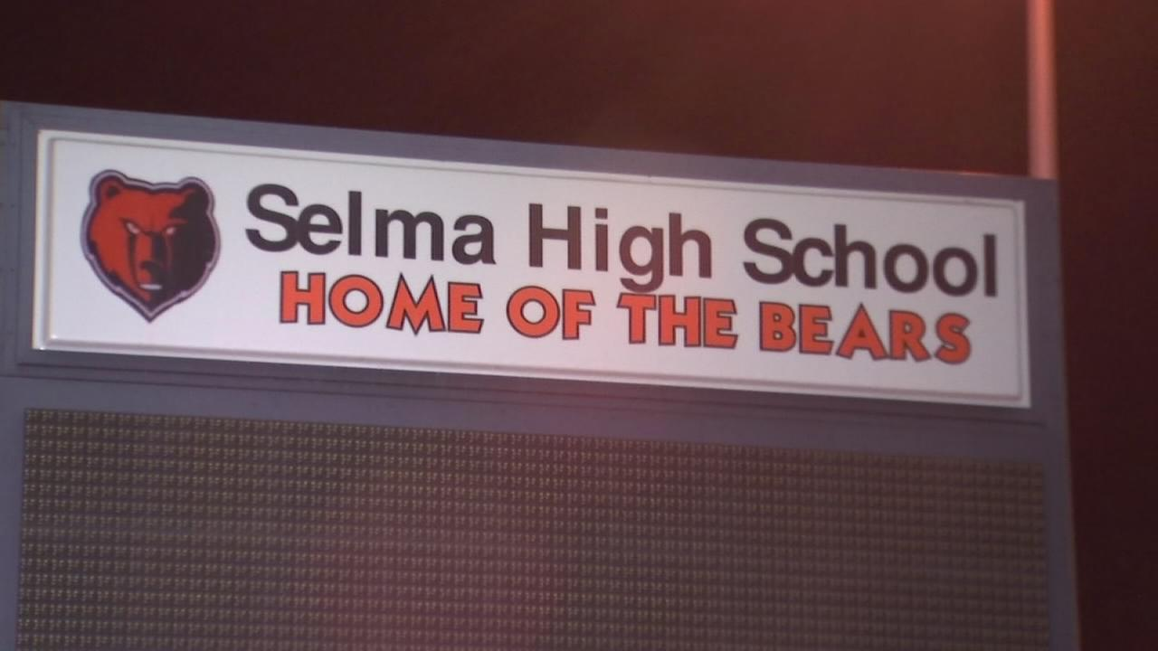 Extra police at Selma High as precaution after social media threat