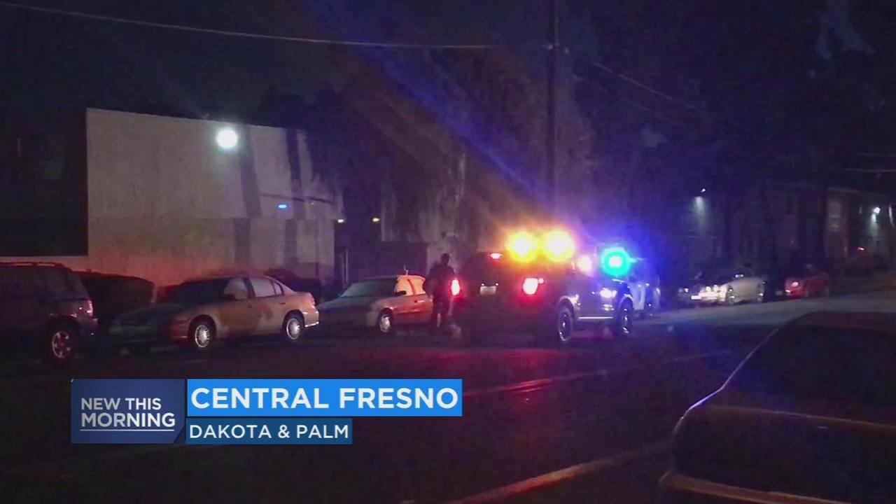 Fresno Police investigate incident at Central Fresno apartment complex