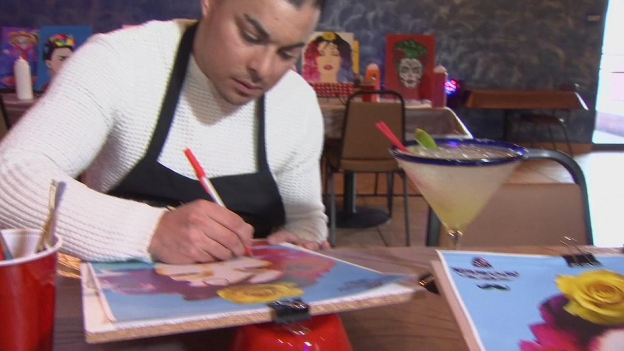 Local business Margaritas and Masterpieces, known for its Latin flair, is growing