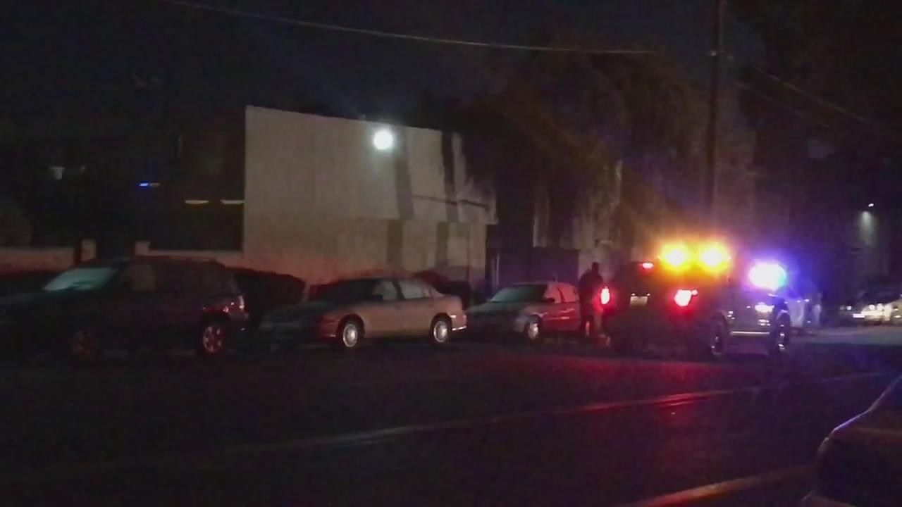 Police investigate incident at Central Fresno apartment complex