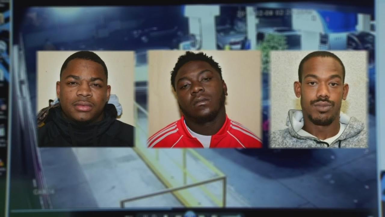 3 men arrested in connection to gang war in Southwest Fresno