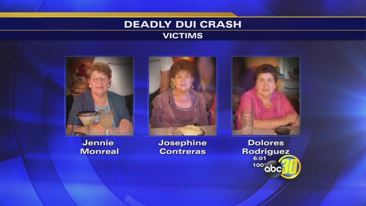Survivors message for DUI driver who killed 3 sisters
