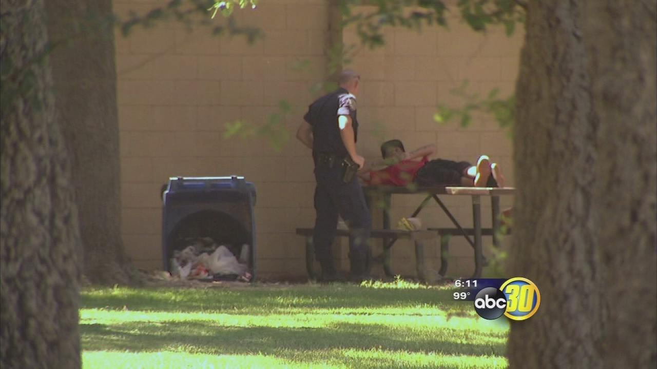 Fresno homeless task force changes how business is conducted