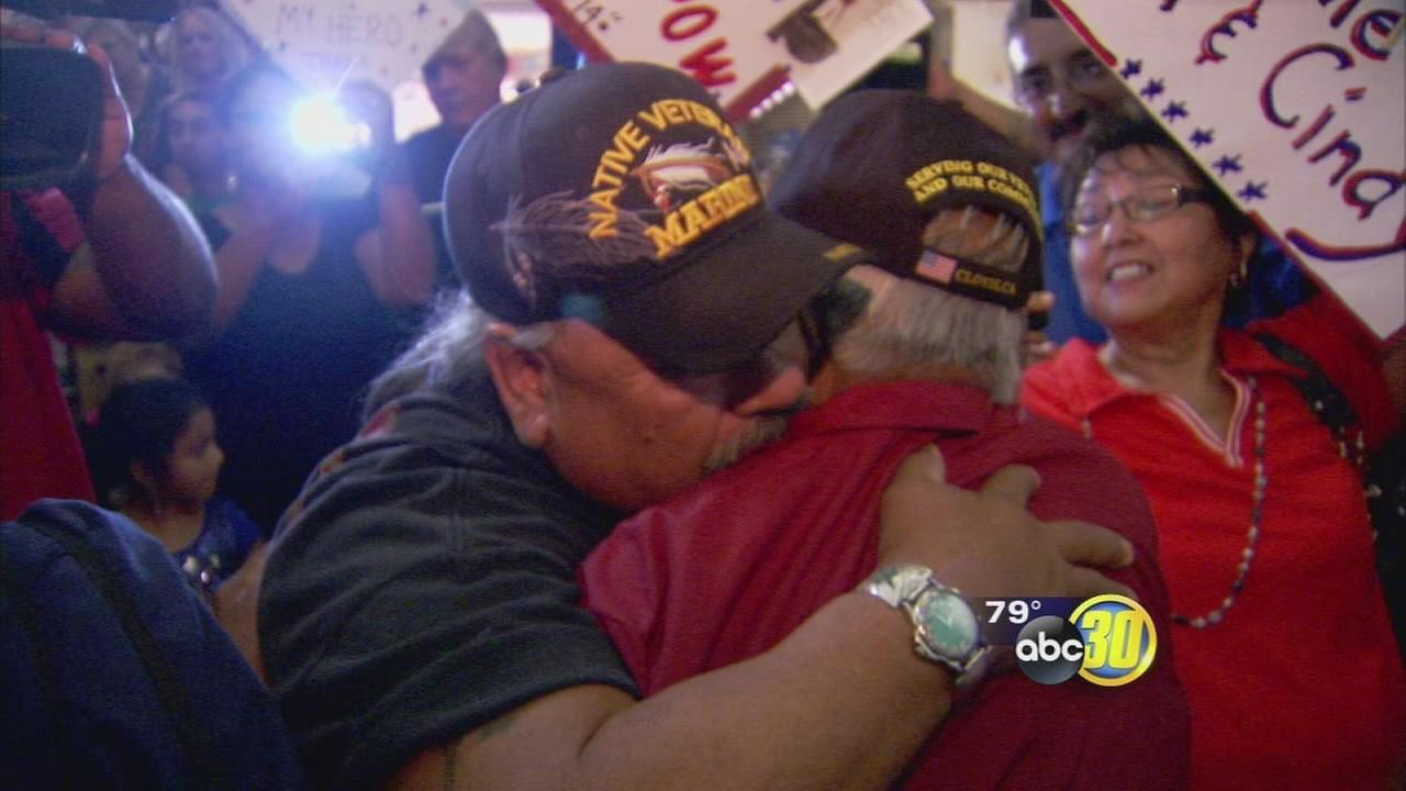 Fourth Honor Flight complete in less than a year