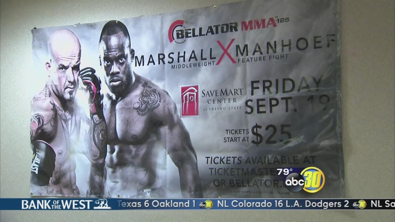 Bellator returning to the Valley