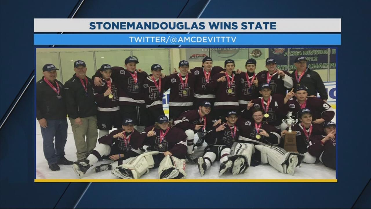 Stoneman Douglas wins twice Sunday to earn hockey title