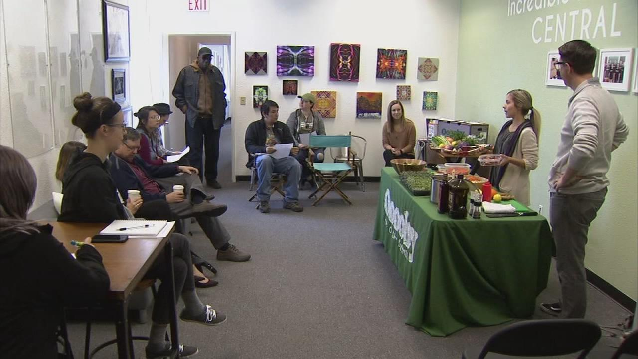 Organization hosts special workshop in Downtown Fresno