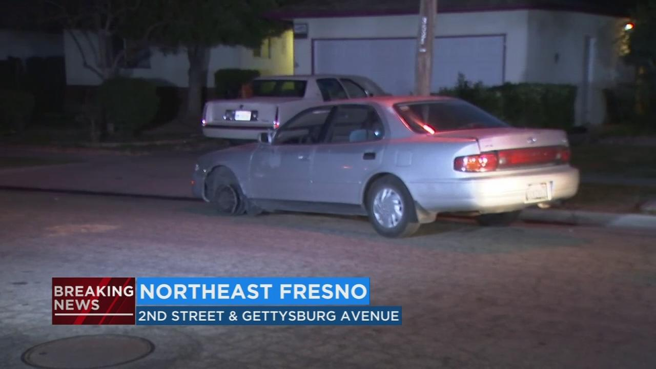 Burglary suspects from Reedley lead police on high-speed chase that ends in Northeast Fresno