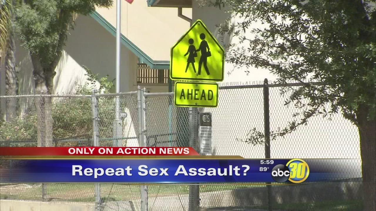 Second grader claims second sexual attack at second Fresno school