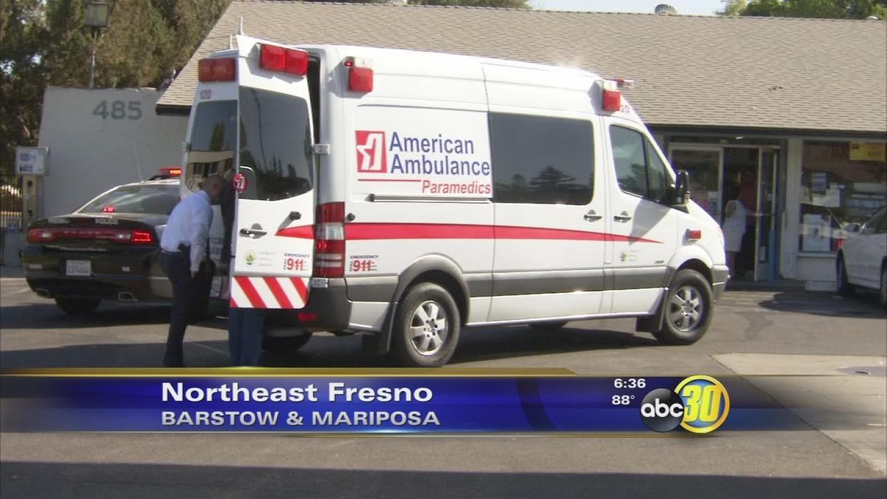 Fresno PD: Man shot during medical marijuana sale