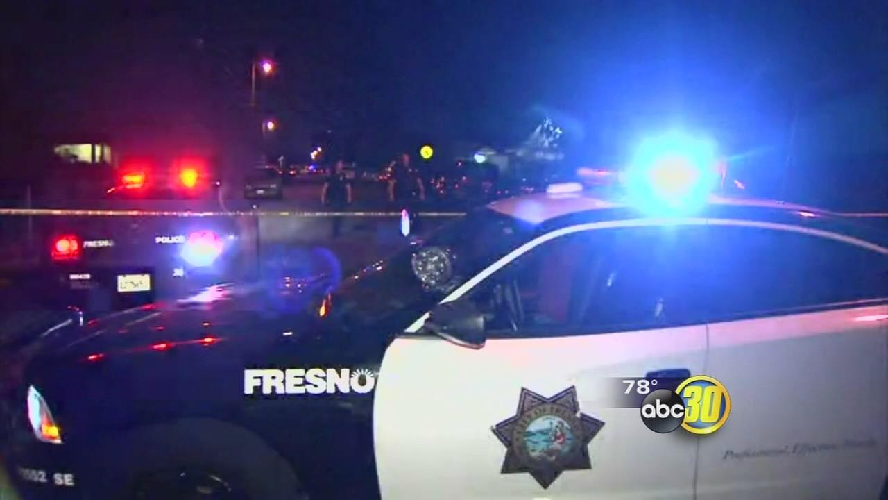 Woman dead after being stabbed in Central Fresno