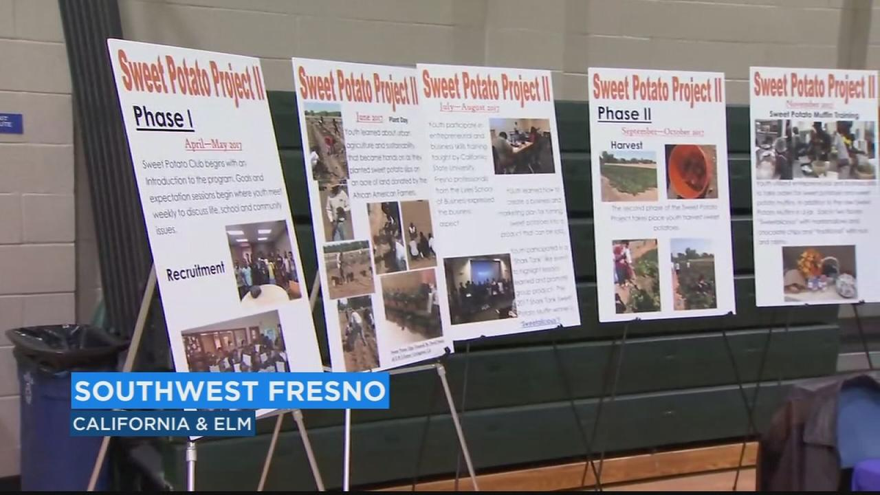 First ever Black Farmer Conference being held in Southwest Fresno