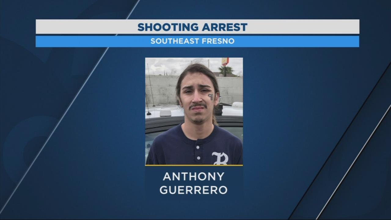 Man arrested for shooting at Southeast Fresno apartment complex
