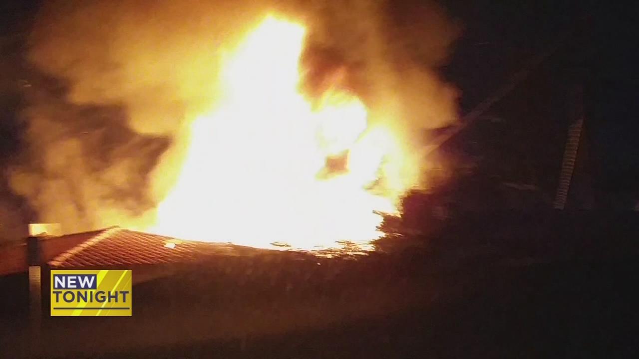 Honey oil lab blamed for East-Central Fresno house fire